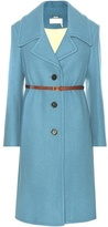 Chloé Virgin Wool-blend Coat