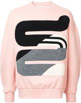Henrik Vibskov Chenille Whoop sweatshirt