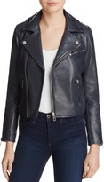 Maje Bexita Leather Jacket - 100% Exclusive