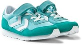 Hummel Blue Radiance Reflex Sport Jr Trainers
