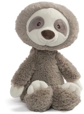 Gund Baby Boys or Girls Baby Toothpick Sloth Plush Toy