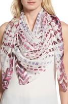 Nordstrom Women's Sunglow Dot Silk Scarf