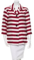 Antonio Marras Oversize Striped Top w/ Tags