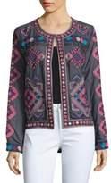 Raga Martina Embroidered Jacket