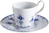 Royal Copenhagen Blue Elements High Handle Cup & Saucer