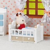 Sylvanian Families NEW Chocolate Rabbit Baby Set