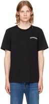 Wacko Maria Black tokyo Oversized T-shirt