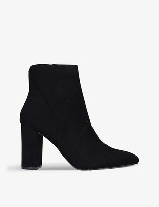 Carvela Shine suede ankle boots