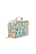 Country Road Floral Cosmetic Bag