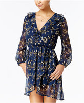 American Rag Ruffled High-Low Fit & Flare Dress, Only at Macy's