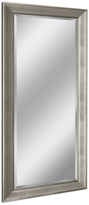 Headwest Inc 31x65 Brush Nickel Pave Leaner Mirror