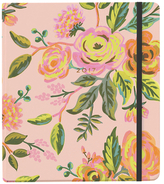 Rifle Paper Co. 2017 Jardin de Paris Covered Spiral Planner