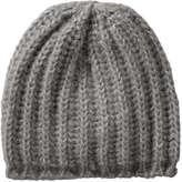 Joe Fresh Women's Jersey Knit Hat, Dark Grey (Size O/S)