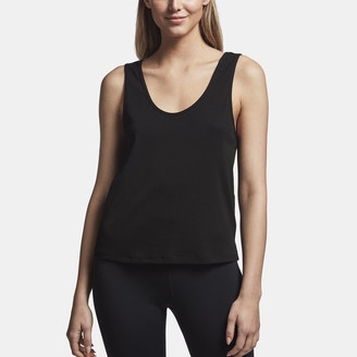 James Perse Relaxed Ribbed Tank