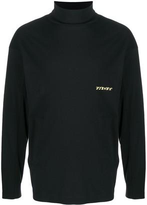 Ambush roll neck long-sleeve T-shirt