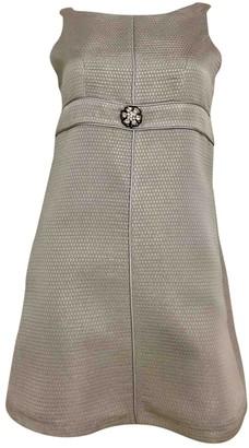 N. \n Silver Dress for Women