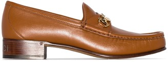 Gucci Roos horsebit loafers