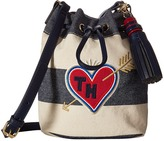Tommy Hilfiger Summer of Love Small Crossbody Bucket