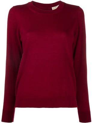 MICHAEL Michael Kors Button-Back Lightweight Sweater