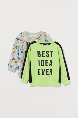H&M 2-pack Sweatshirts