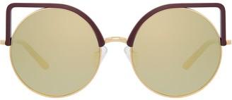 Matthew Williamson cat eye sunglasses