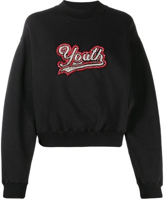 MSGM Embellished Jumper