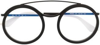 Marni Eyewear Round-Frame Glasses