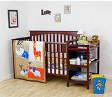 Dream On Me 3-pc. Jungle Babies Crib Bedding Set