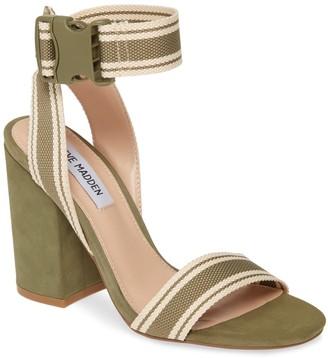 Steve Madden Filter Ankle Strap Sandal