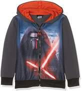 Star Wars Boy's Kylo Ren Red Saber Sweatshirt