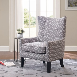 Madison Home USA Kara Shelter Wing Chair