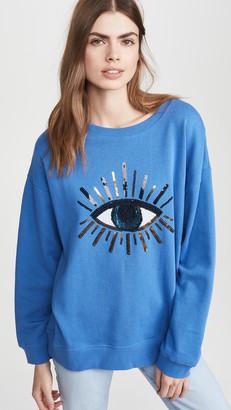 South Parade Alexa Evil Eye Sweatshirt