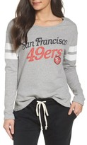 Junk Food Clothing Women's Nfl San Francisco 49Ers Champion Sweatshirt
