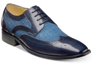 Stacy Adams Men's Kemper Wingtip Oxfords Men's Shoes