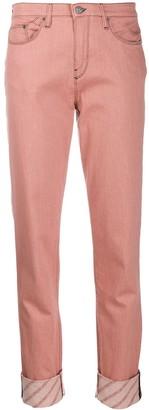 Karl Lagerfeld Paris slim Girlfriend jeans