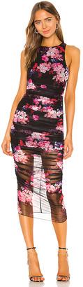 NBD Elio Midi Dress