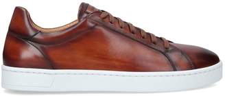 Magnanni Nos Mikel Leather Tennis Sneakers