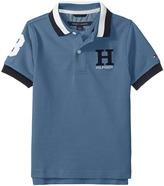 Tommy Hilfiger Matt Pique Polo Boy's Clothing