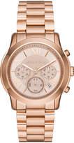 MICHAEL Michael Kors 39mm Jet Set Chronograph Bracelet Watch, Rose