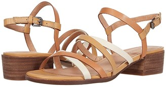 Madewell Natty Skinny Strap Sandal (Dried Rose Multi) Women's Shoes