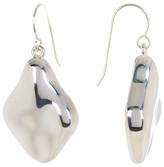Simon Sebbag Sterling Silver Diamond Shape Earrings