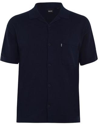 HUGO BOSS Short Sleeve Shirt