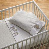 Living Textiles Naturi 3-Piece Cot Sheet Set