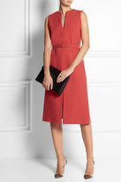 Victoria Beckham Victoria, Wool-blend twill dress
