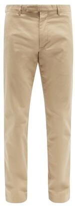 Polo Ralph Lauren Cotton-blend Chino Trousers - Mens - Beige