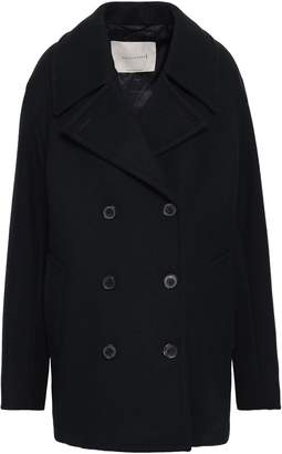 MACKINTOSH Double-breasted Wool-felt Coat