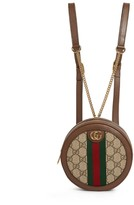 Gucci Mini Canvas Ophidia Backpack