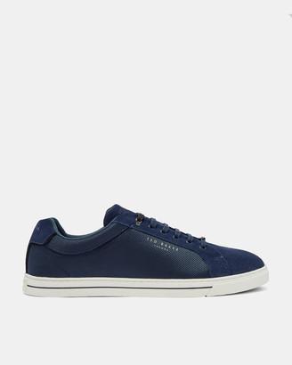 Ted Baker EERIL Suede detail sneakers