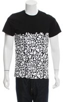Tim Coppens Printed Crew Neck T-Shirt
