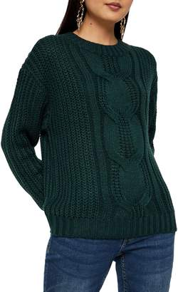 Vero Moda Presley Alpine Long-Sleeve Sweater